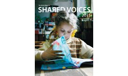 Shared Voices 2015 cover
