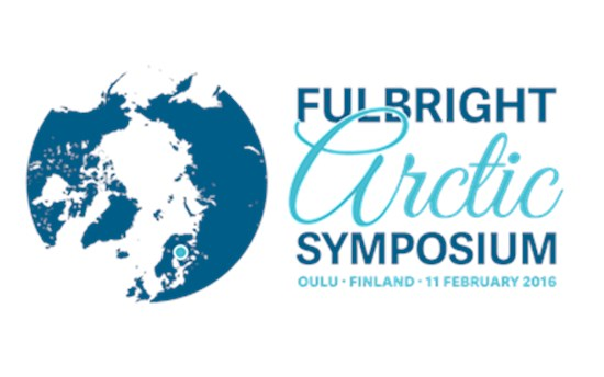 Fulbright Arctic Symposium Oulu Feb 2016 banner