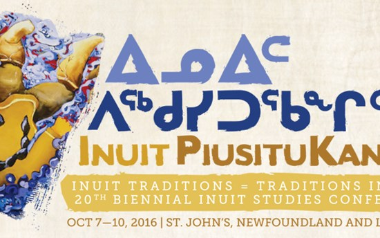 Inuit Studies Conference 2016