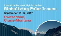 Globalizing Polar Issues conference.png
