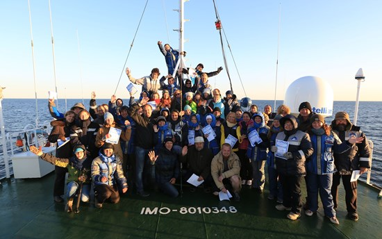 Arctic Floating University 2014