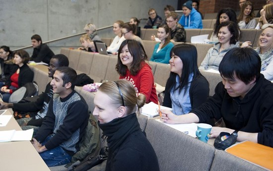 Studying at University of Eastern Finland